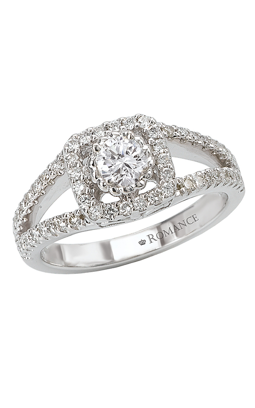 Romance Engagement Rings 118013-050C product image