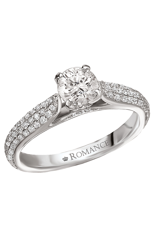 Romance Engagement Rings 118023-050C product image