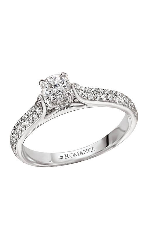 Romance Engagement Rings 118024-033C product image