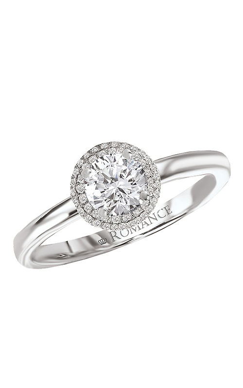 Romance Engagement Rings 118108-025C product image