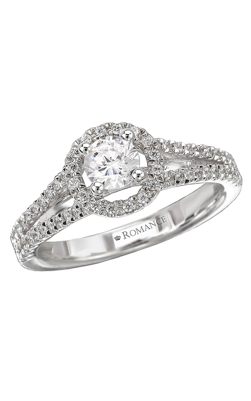 Romance Engagement Rings 118115-033C product image