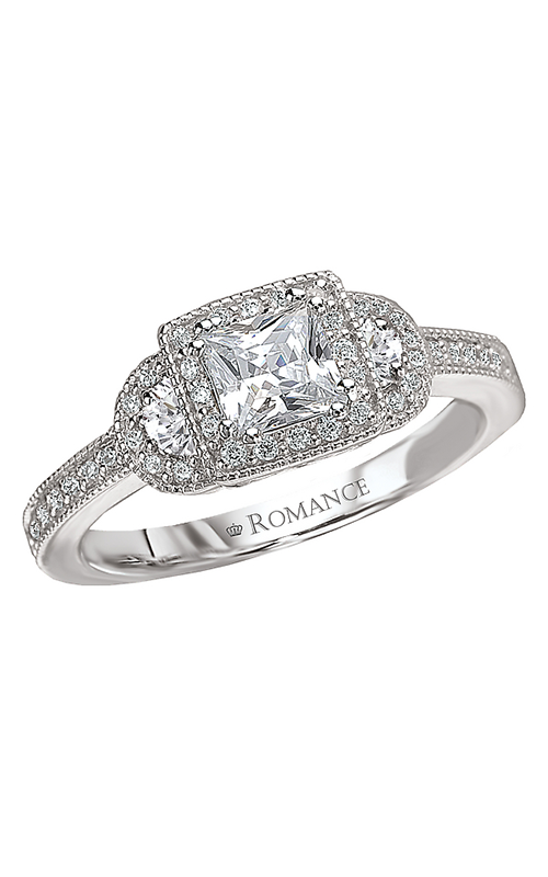 Romance Engagement Rings 118116-040C product image