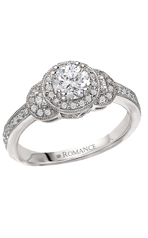 Romance Engagement Rings 118117-040C product image