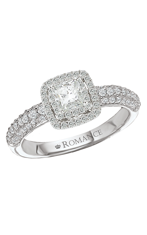 Romance Engagement Rings 118137-040C product image