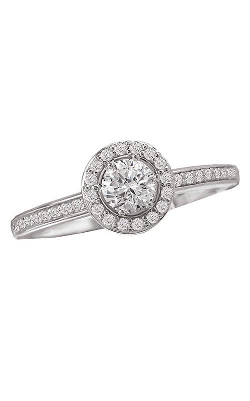 Romance Engagement Rings 118151-033C product image