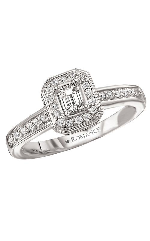 Romance Engagement Rings 118157-025C product image