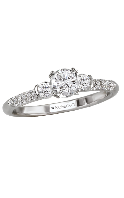 Romance Engagement Rings 118168-040C product image