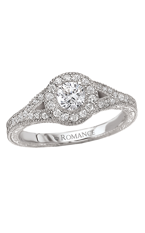 Romance Engagement Rings 118174-025C product image