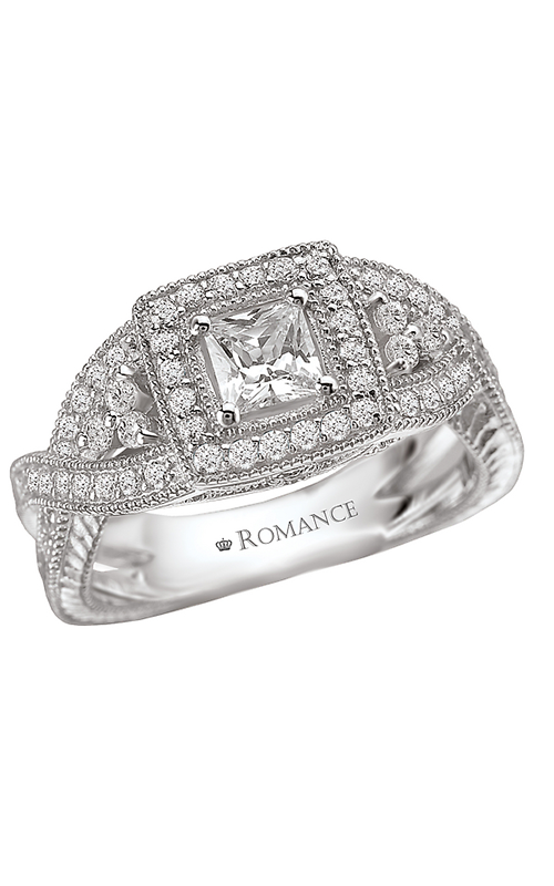 Romance Engagement Rings 118185-040C product image