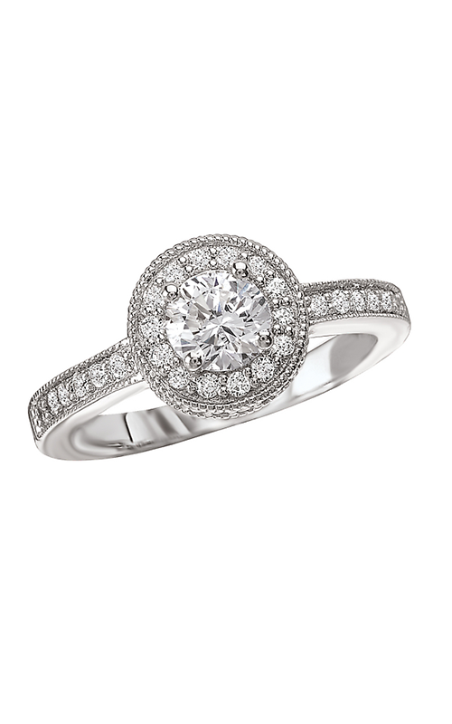 Romance Engagement Rings 118191-040C product image