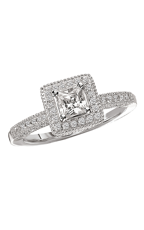 Romance Engagement Rings 118222-025C product image