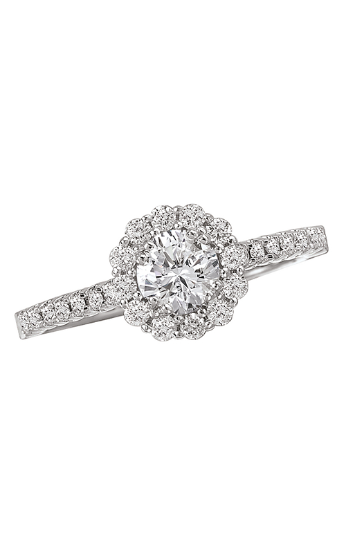 Romance Engagement Rings 118225-040C product image