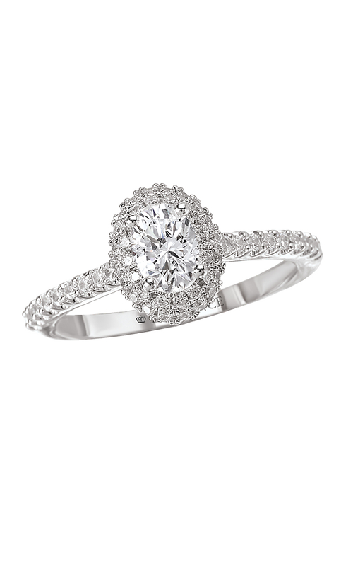 Romance Engagement Rings 118233-050C product image