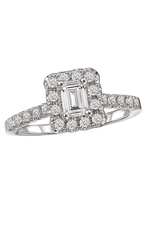 Romance Engagement Rings 118260-040C product image