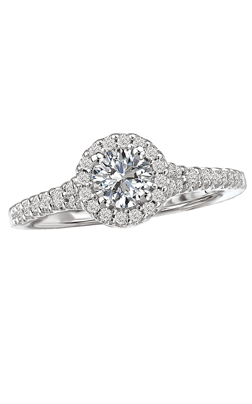 Romance Engagement Rings 118273-040C product image