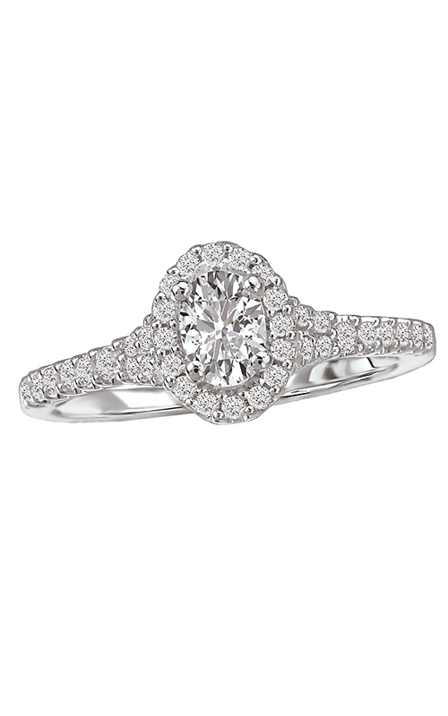 Romance Engagement Rings 118277-040C product image