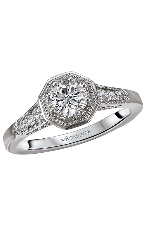Romance Engagement Rings 118282-040C product image