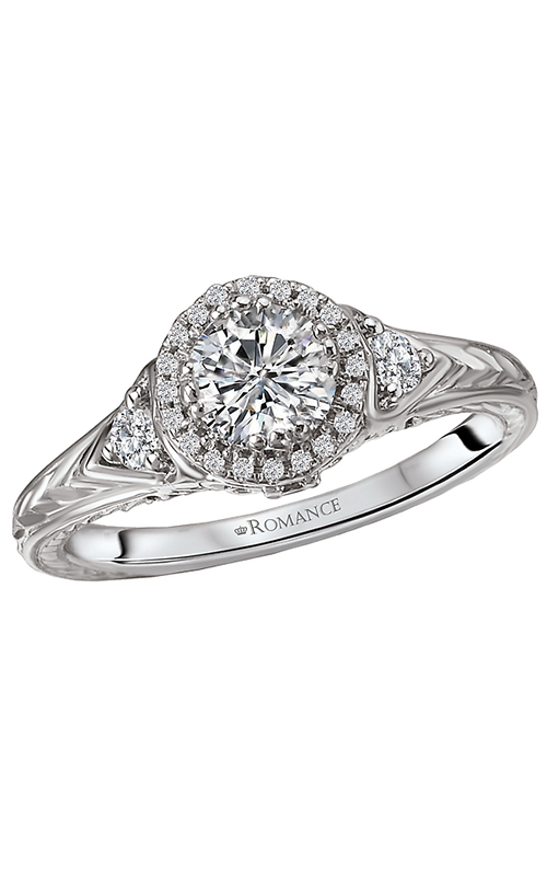 Romance Engagement Rings 118283-040C product image