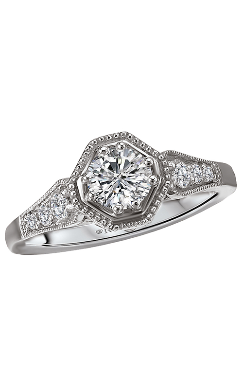 Romance Engagement Rings 118284-040C product image
