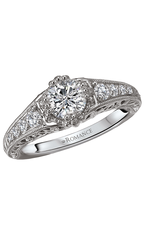 Romance Engagement Rings 118285-040C product image