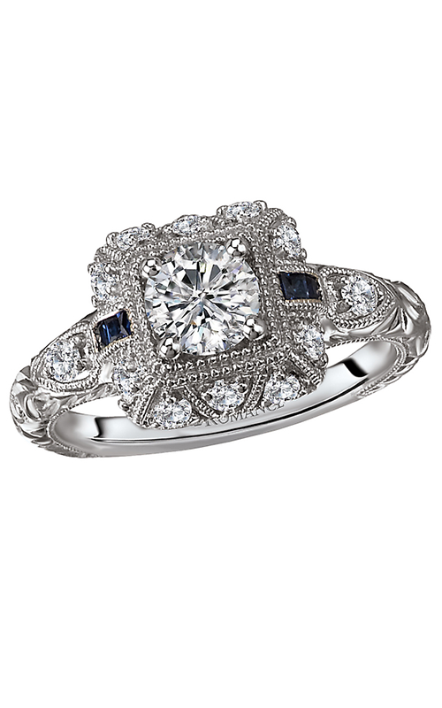 Romance Engagement Rings 118289-040C product image