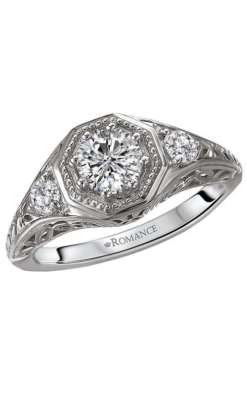 Romance Engagement Rings 118291-040C product image