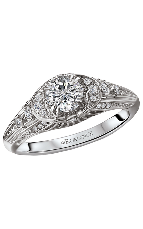 Romance Engagement Rings 118293-040C product image