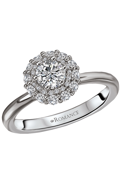 Romance Engagement Rings 118302-033C product image