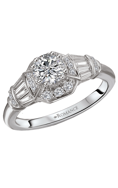 Romance Engagement Rings 118305-040C product image