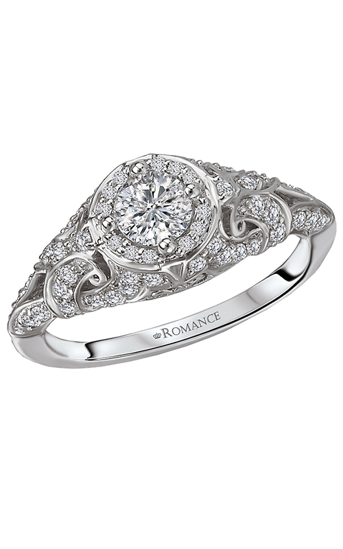 Romance Engagement Rings 118306-040C product image