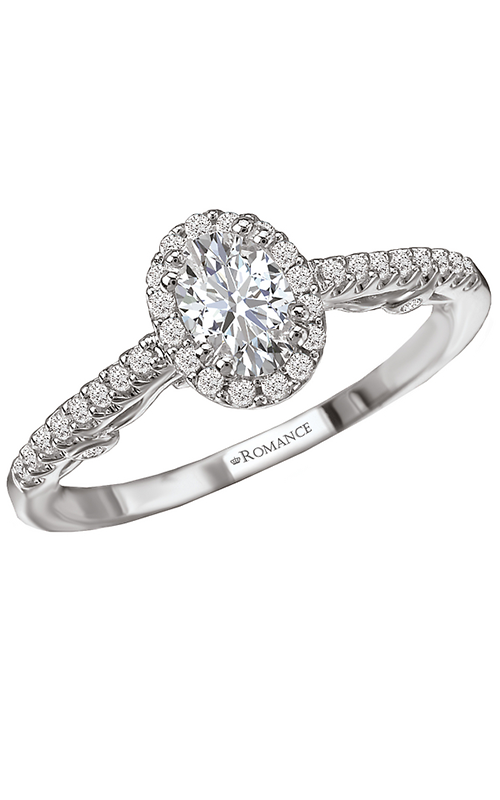 Romance Engagement Rings 118312-040C product image