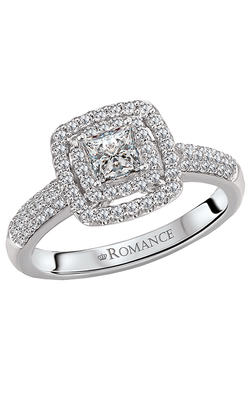 Romance Engagement Rings 118314-040C product image