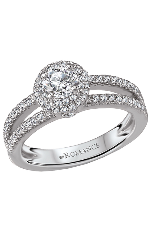 Romance Engagement Rings 118317-040C product image