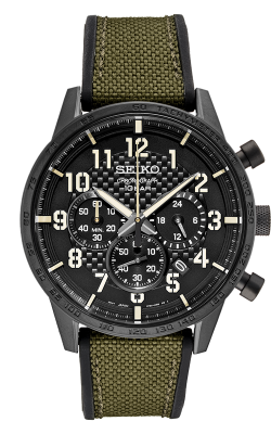 Seiko Essentials Watch SSB369 product image