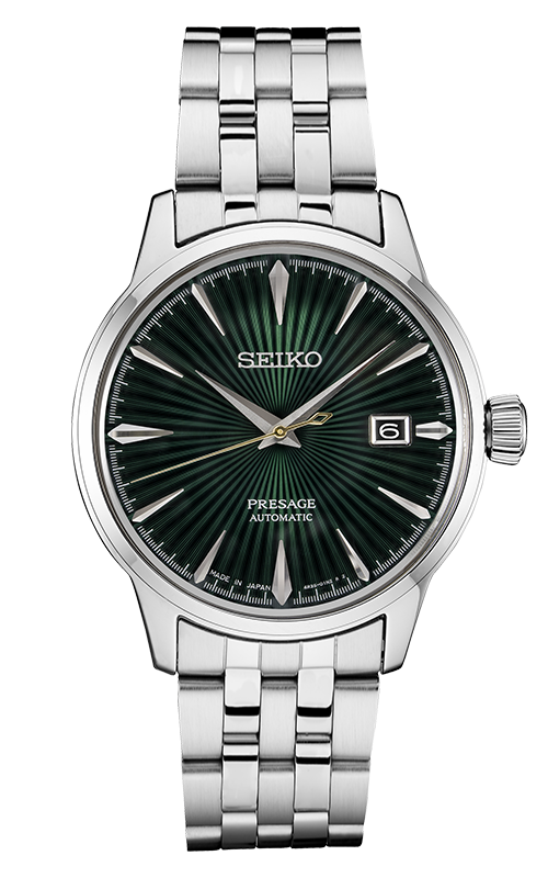 Seiko Presage Watch SRPE15 product image