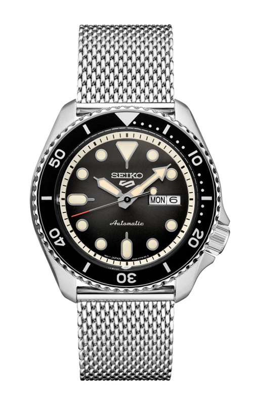 Seiko 5 Sports is Re-born Watch SRPD73 product image