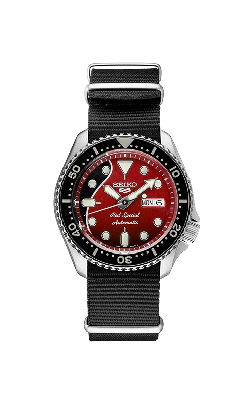 Seiko Luxe 5 Sports Watch SRPE83 product image