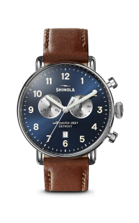 Shinola Canfield Chrono S0120001940