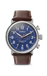 Shinola Runwell Chrono S0110000047