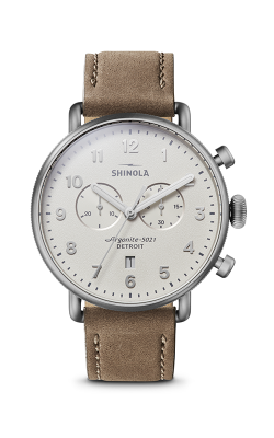 Shinola Canfield Chrono Watch S0120183151 product image