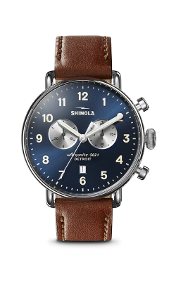 Shinola Canfield Chrono Watch S0120001940 product image