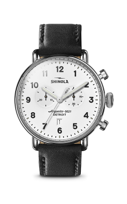 Shinola Canfield Chrono Watch S0120001941 product image