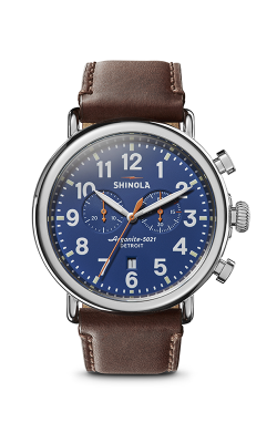 Shinola Runwell Chrono Watch S0110000047 product image