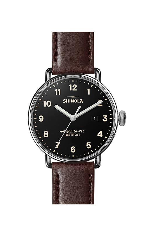 Shinola Canfield Watch S0120001939 product image