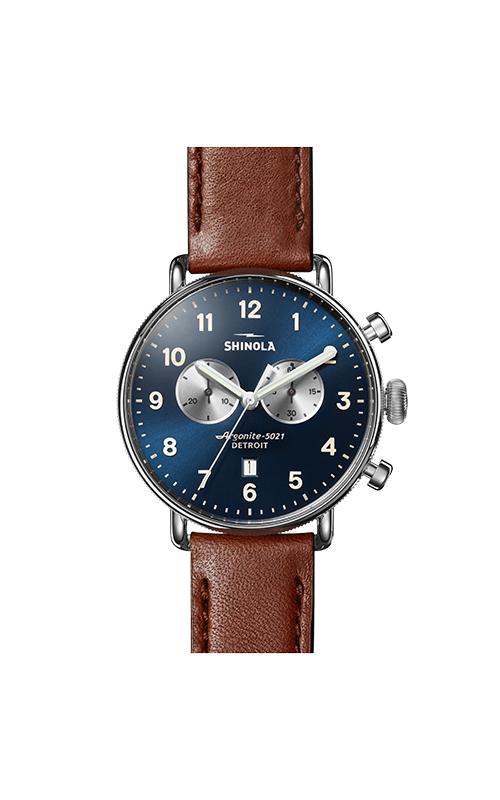 Shinola Canfield Chrono Watch S0120001940 product image