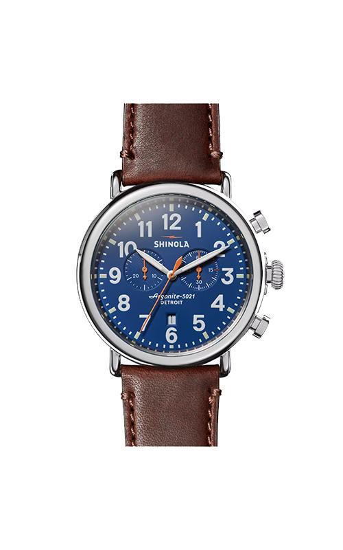 Shinola Runwell Chrono Watch S0110000047 product image