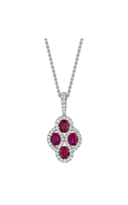 Spark Creations Classic Color Necklace P 5974-R product image