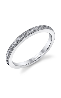 Sylvie Wedding Bands BSY808-22A4W10R