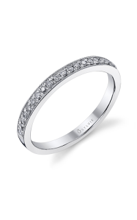 Sylvie Wedding Bands BSY821-17A4W10R