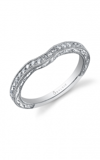 Sylvie Wedding Bands BSY886-017A4W10R